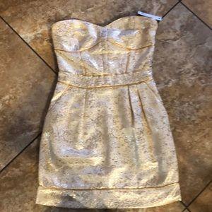 Dresses & Skirts - NWT adorable strapless dress